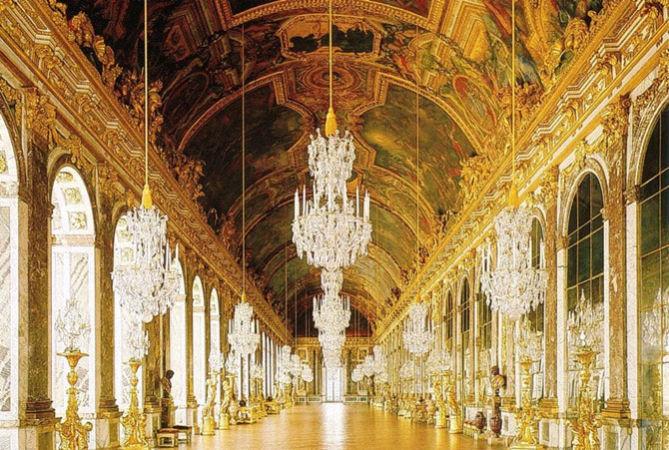 Зал Версальского дворца