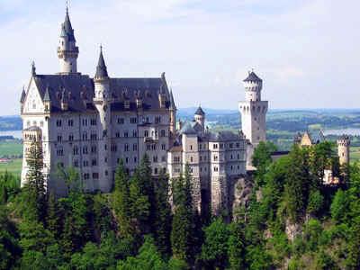 Достопримечательность Германии