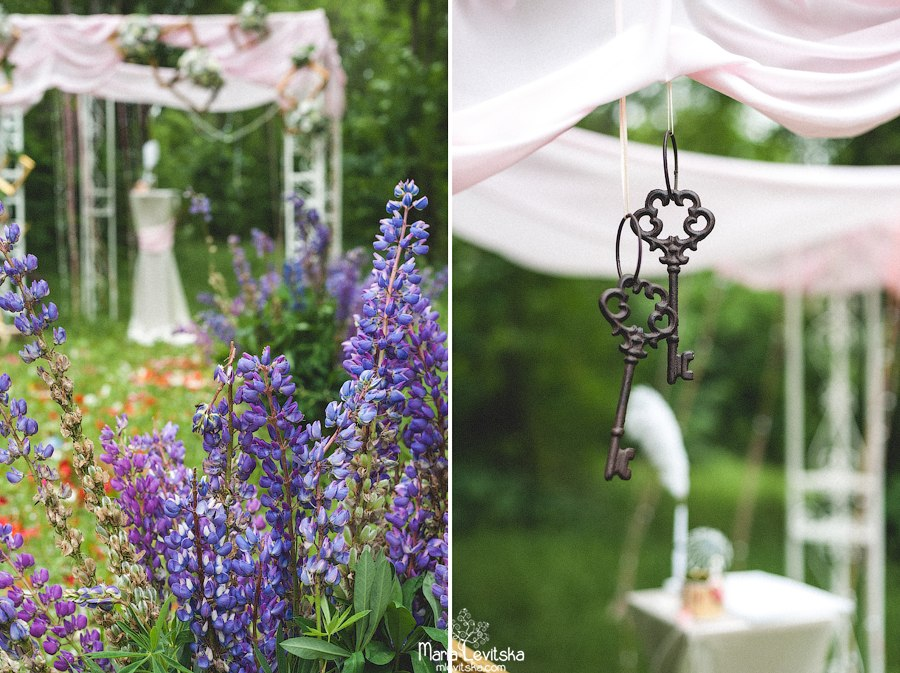 Фото свадебных декораций