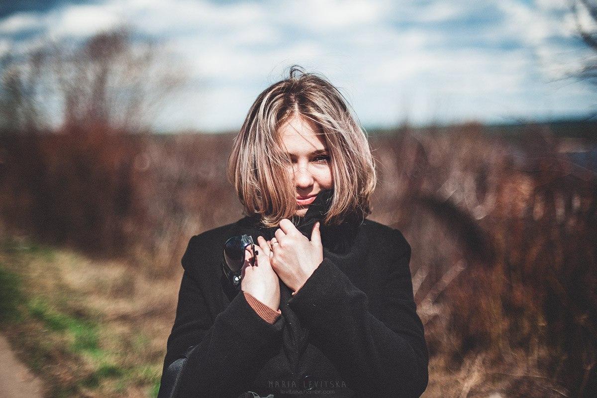 Фотограф Мария Левицкая
