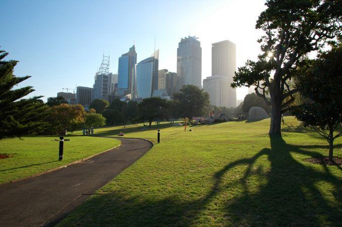 Парк в Сиднее