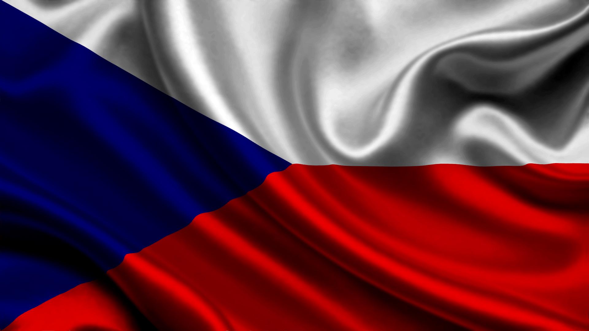флаг-чехии