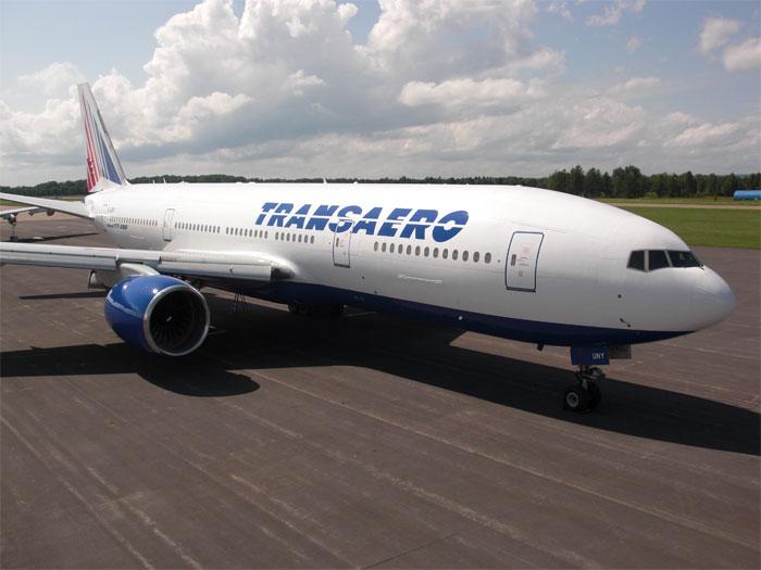 самолет 777-200