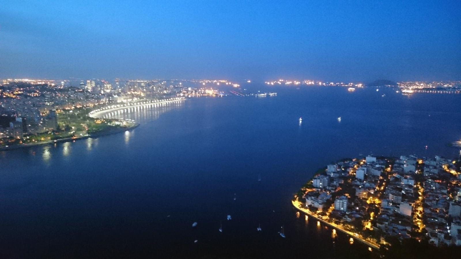 Вечерний Рио