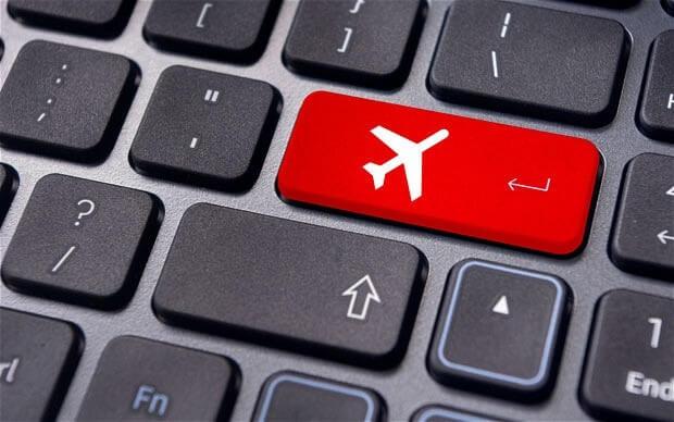 панель самолет