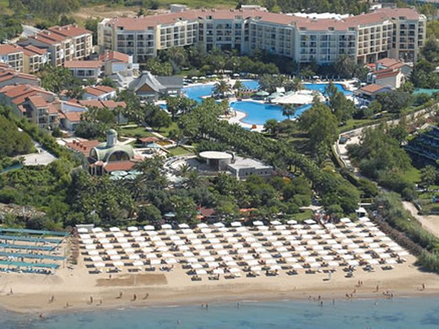 отель Barut Resort Spa