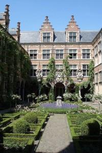 музей в Антверпен Моретус
