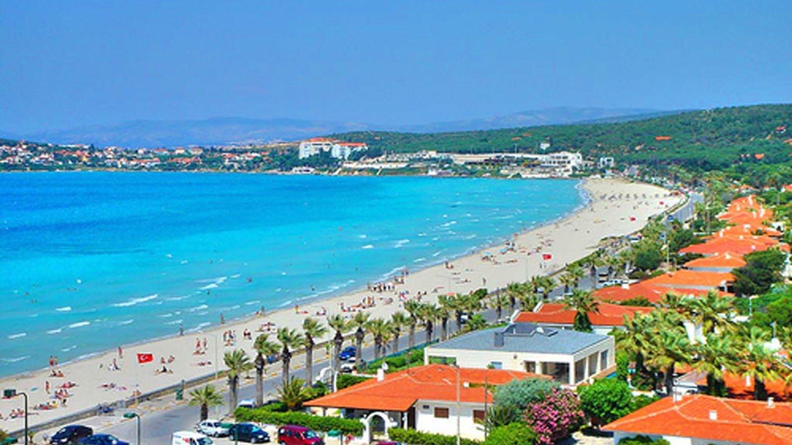 пляж Чезме