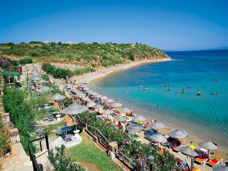 пляж Дидим