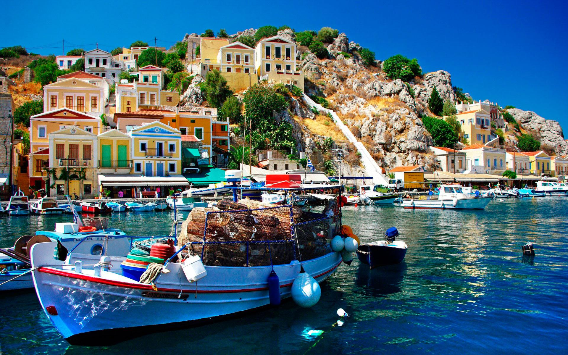 красивая Греция