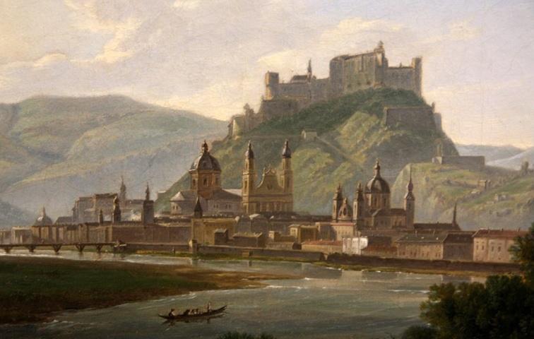 Старый век Зальцбург