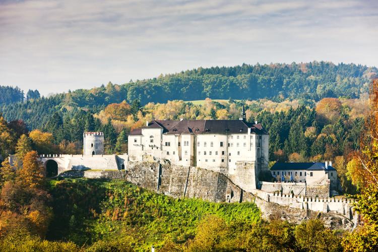 Замок Штренберк