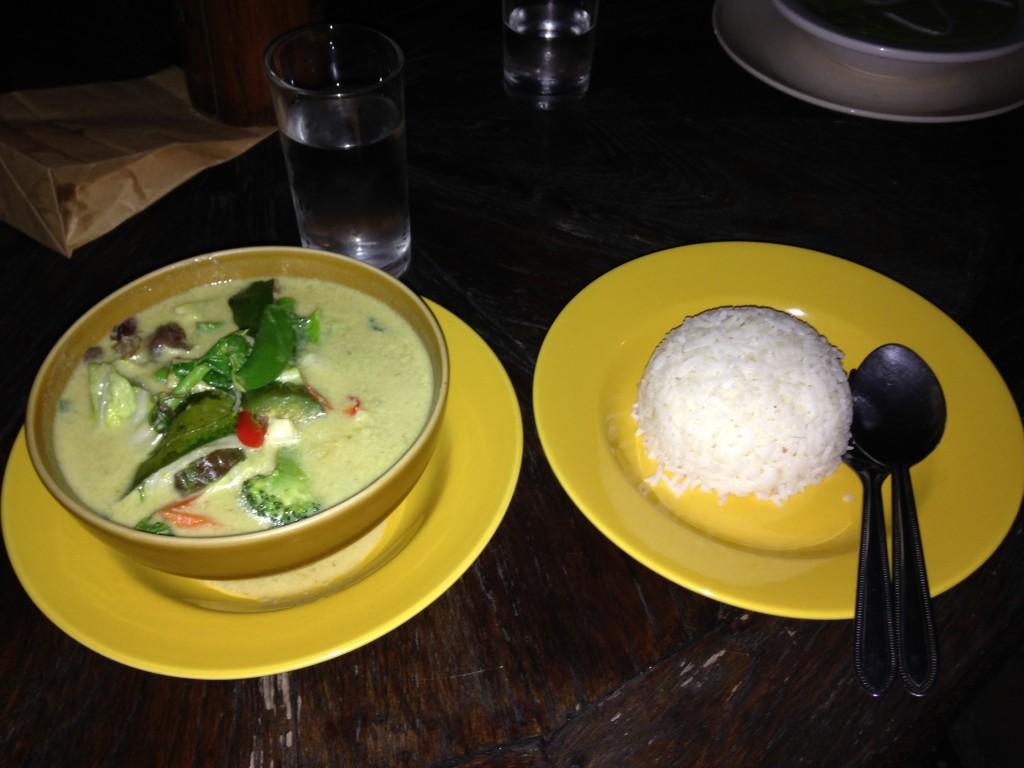 еда в Таиланде 2016