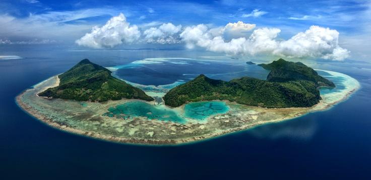 остров Семпорна, Борнео