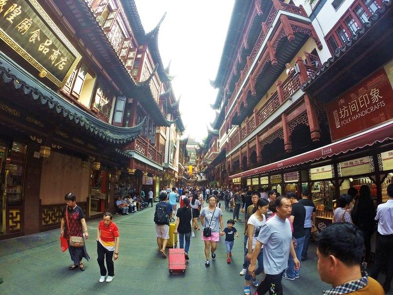 Старый Шанхай - фото