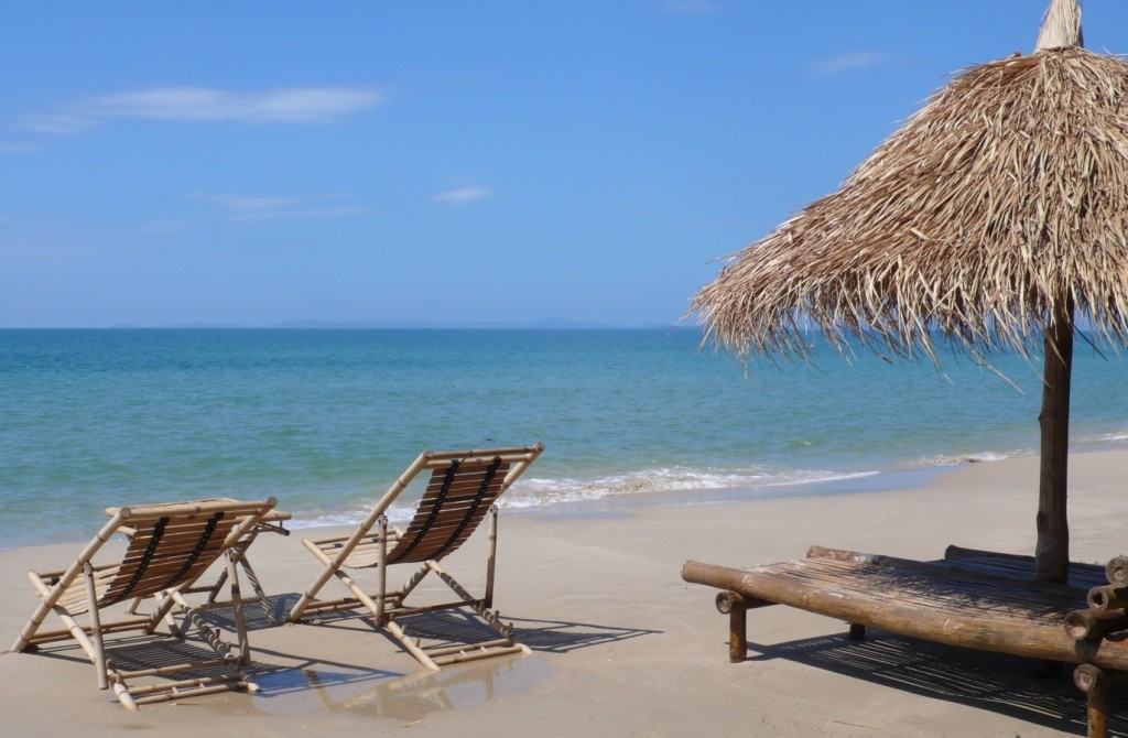 пляж Отрес