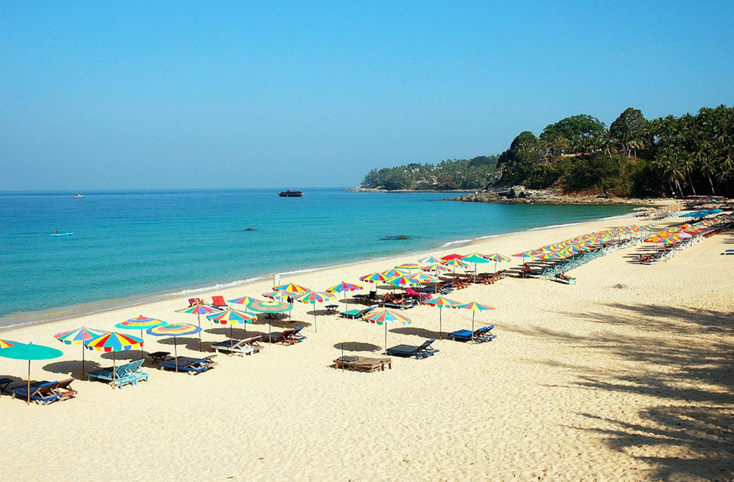 Surin-Beach