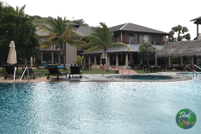 Шри-Ланка Amaranthe Bay Resort and Spa