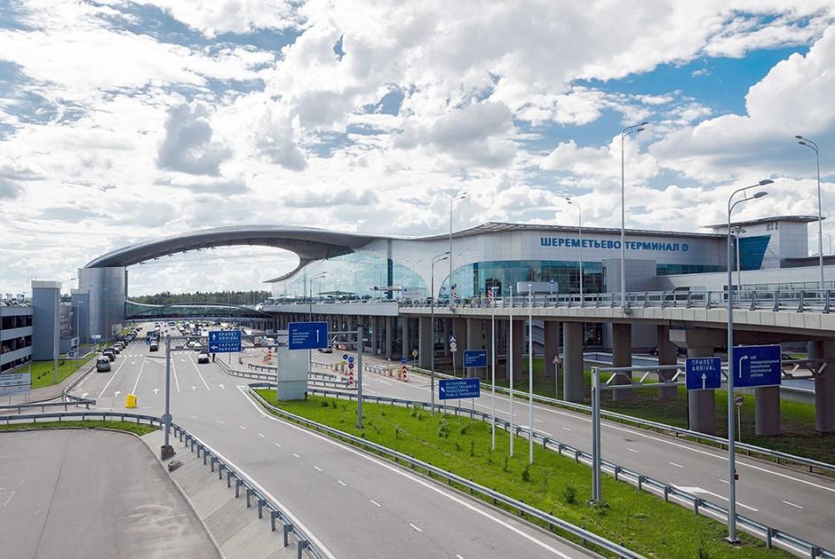 шереметьево терминал д фото