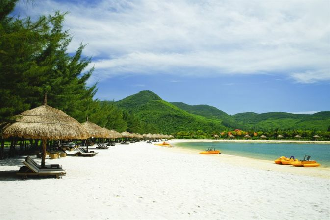 Даймонд бей - пляж