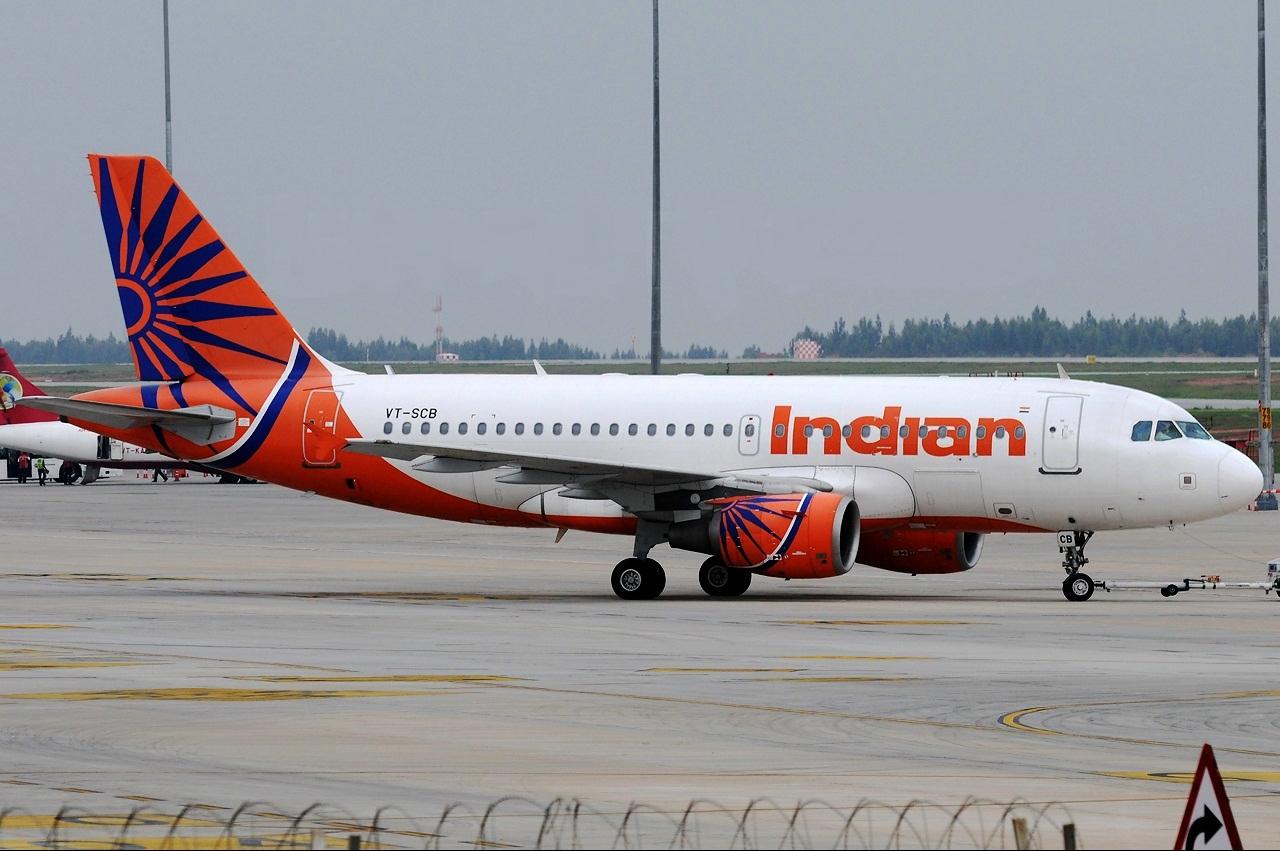 Самолет Indian