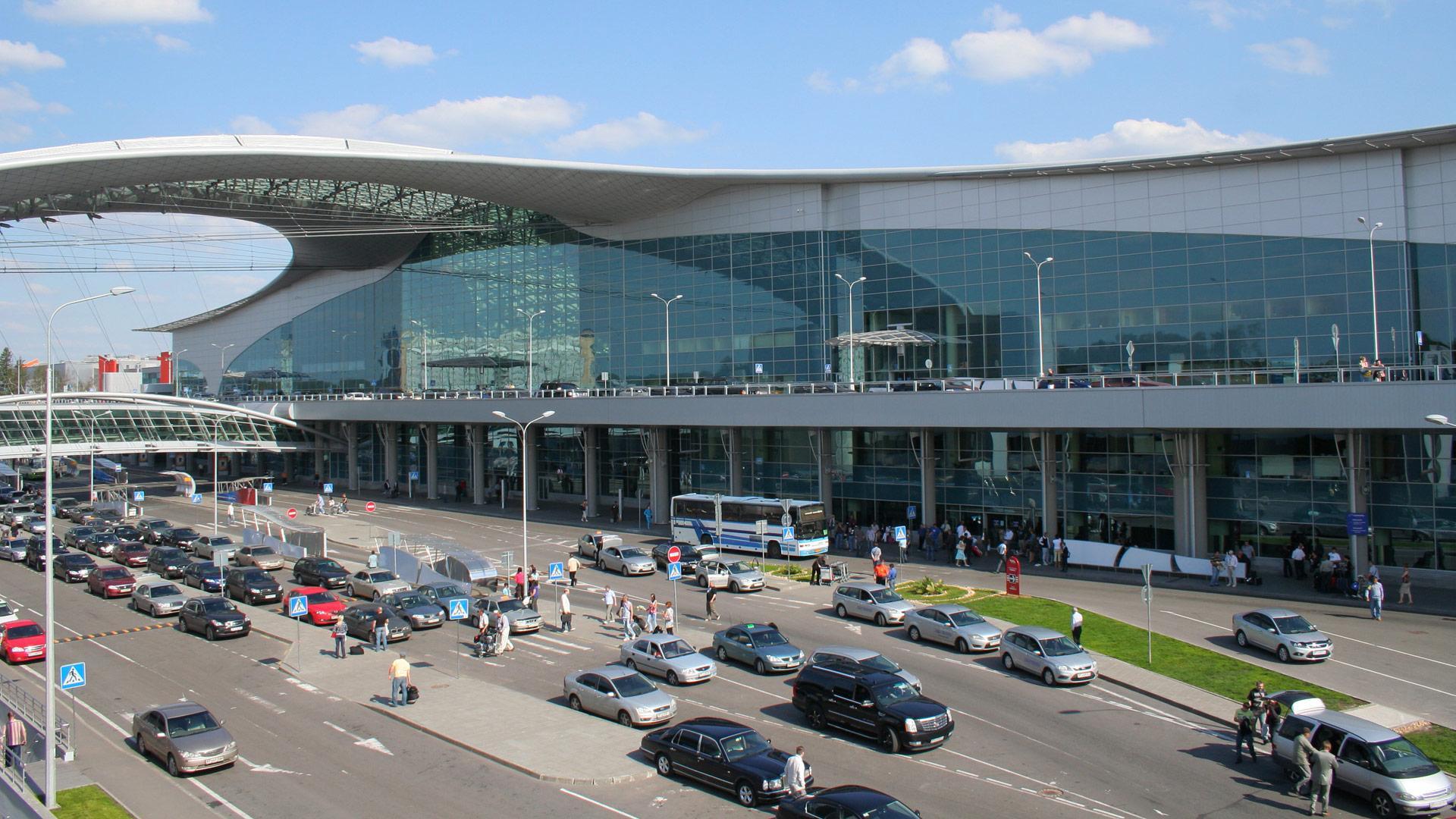 Шереметьево терминал с как добраться