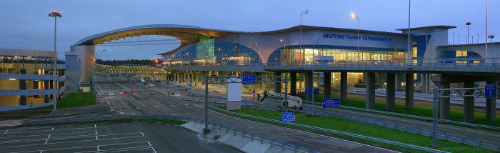 Терминал D, Шереметьево