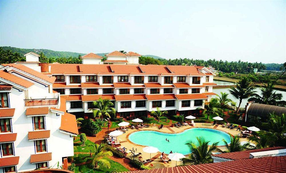 Гостиница на Гоа