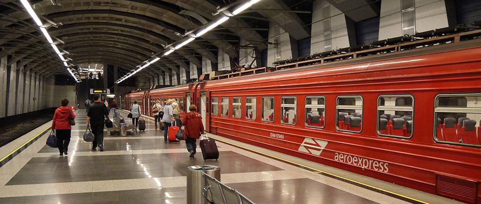 Станция Аэроэкспресс