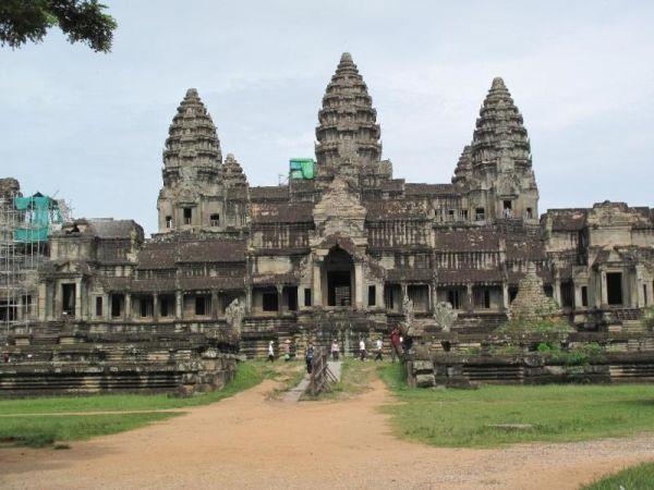 Камбоджа - Ангкор