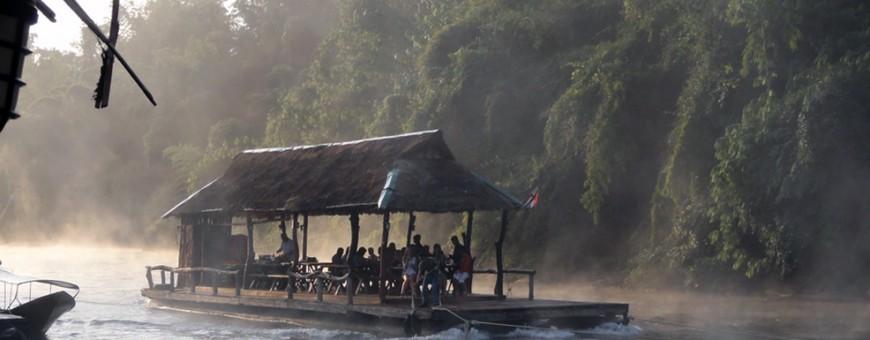 Экскурсия на лодке