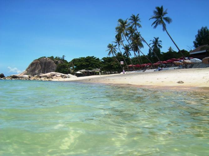 Какое море в тайланде