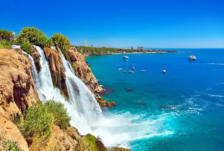 Где лучше отдыхать в июле в Турции