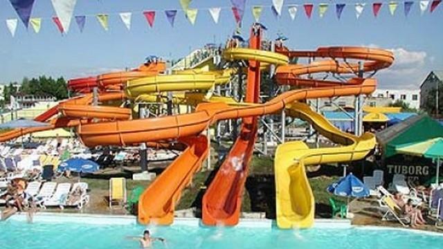 Аквапарк в Кемере Турция