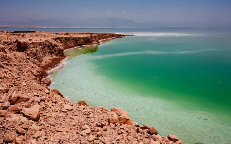 Какие моря в израиле