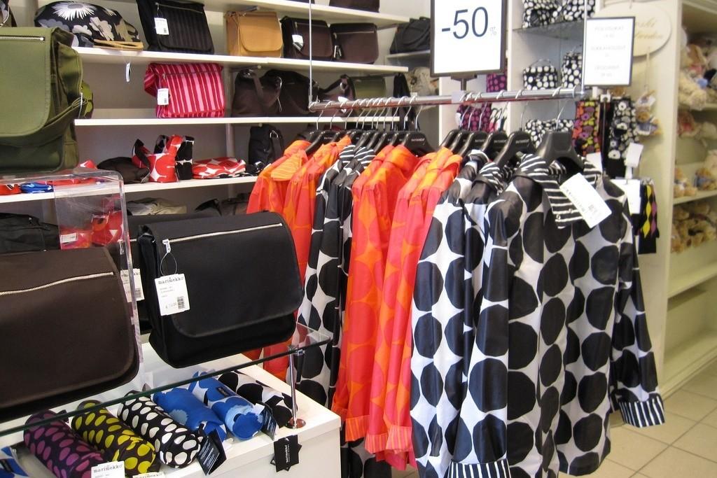 Магазины Marimekko