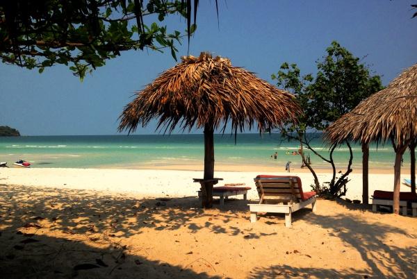 Вьетнам какое море