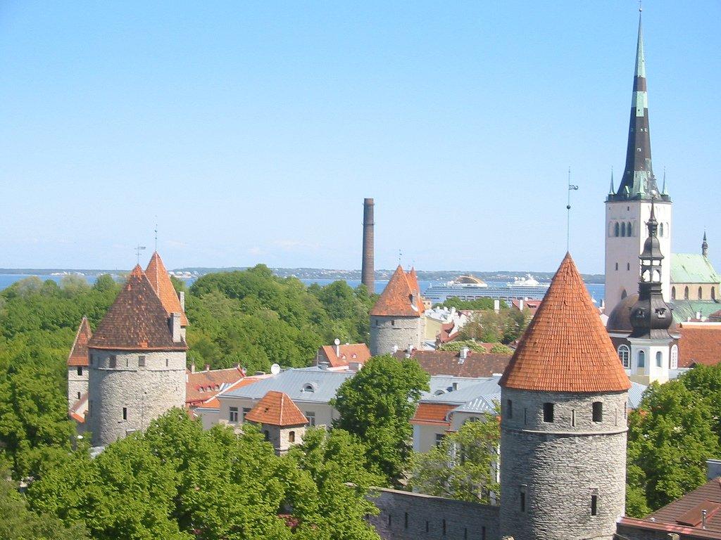 Таллин - замок