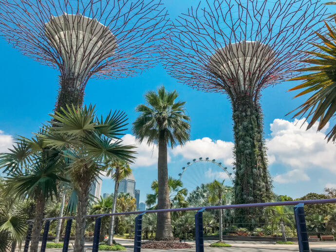 Парк Garden By The Bay