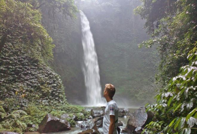 Водопад Nung Nung
