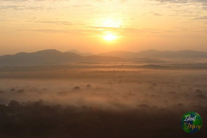 Гора Пидурангала