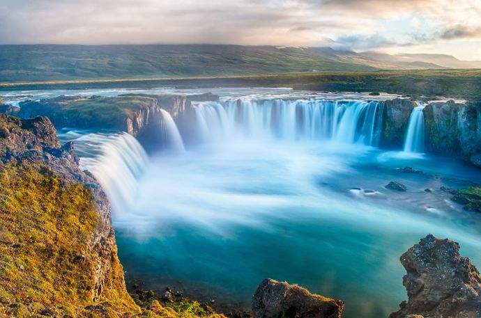 водопад Годдафосс