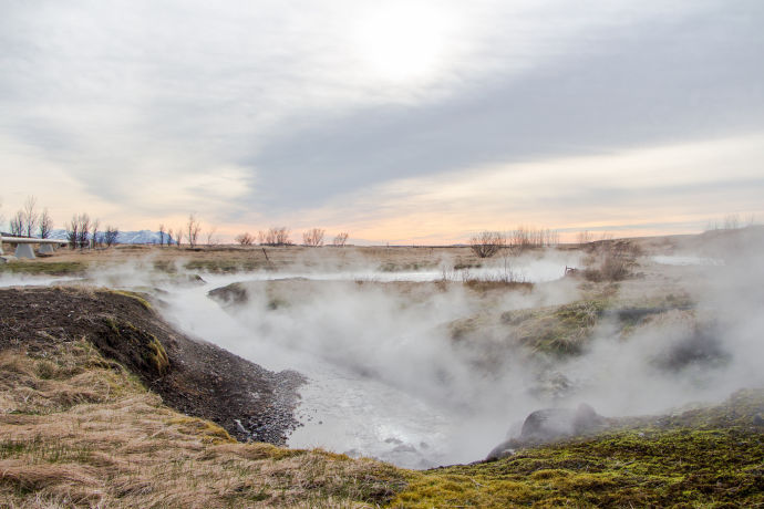 геотермальный источник Дейльдартунгюквер
