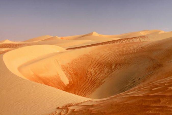 Пустыня Руб-эль-Хали