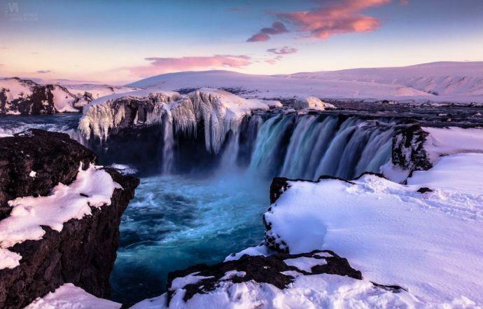 водопад Сельфосс