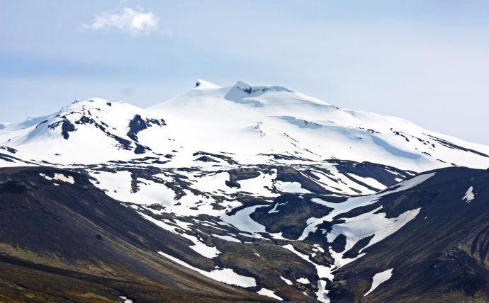 ледник Снайфедльсйекюдль
