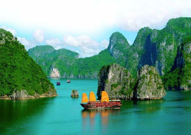 Вьетнам в ноябре