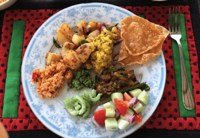 Шри Ланкийские блюда