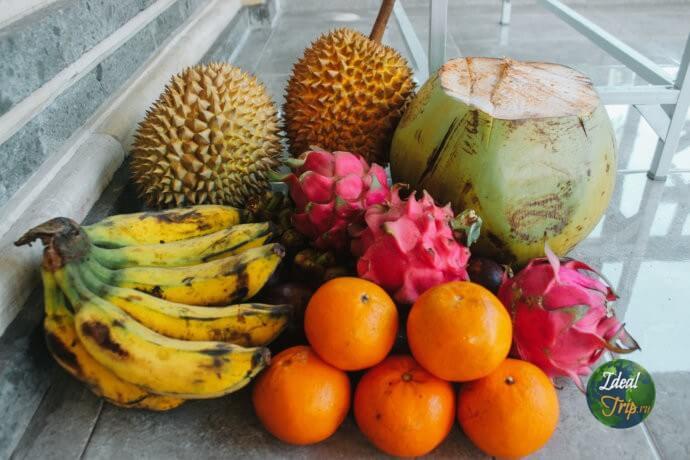 фрукты Индонезии