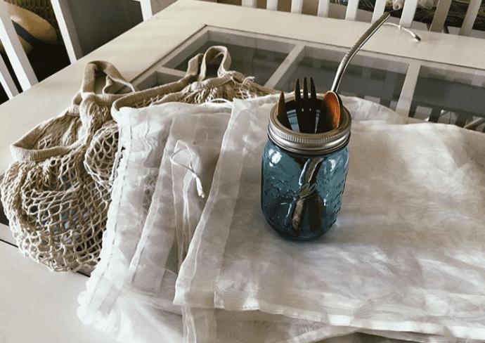эко мешочки (пакеты) для покупок